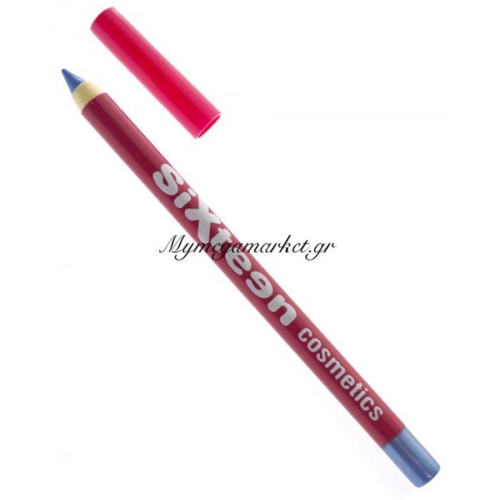 Μολύβι ματιών Sixteen cosmetics No109 | Mymegamarket.gr
