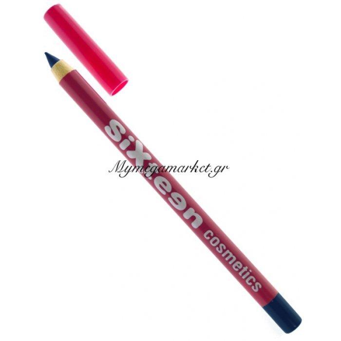 Μολύβι ματιών Sixteen cosmetics No111 | Mymegamarket.gr