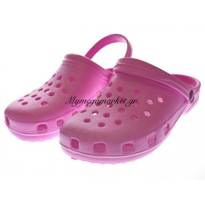 Παπούτσι θαλάσσης γυναικείο σε φούξια χρώμα | Mymegamarket.gr