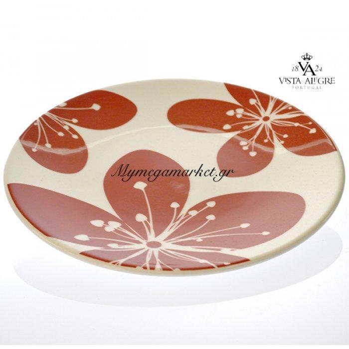 Πιάτο φρούτου Settia red-Vista alegre/τεμ. | Mymegamarket.gr