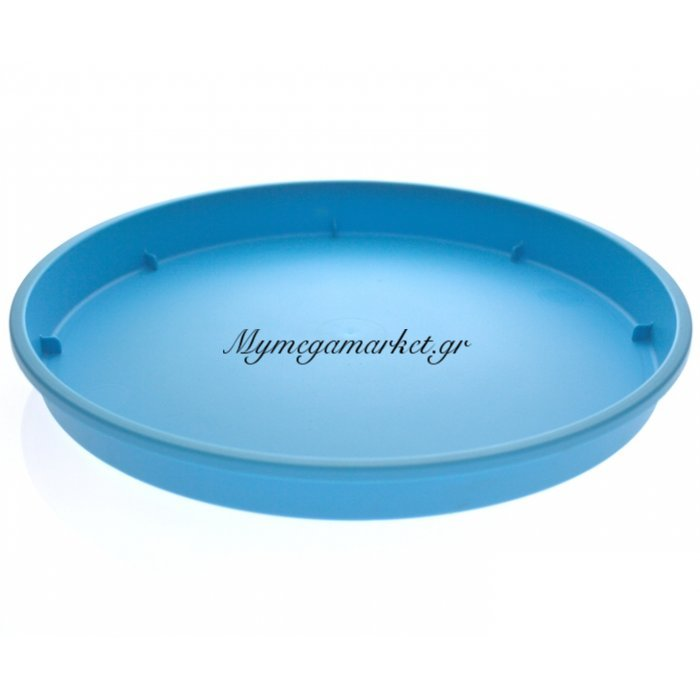 Πιάτο γλάστρας Linea χρώμα κυανό σε 4 διαστάσεις | Mymegamarket.gr
