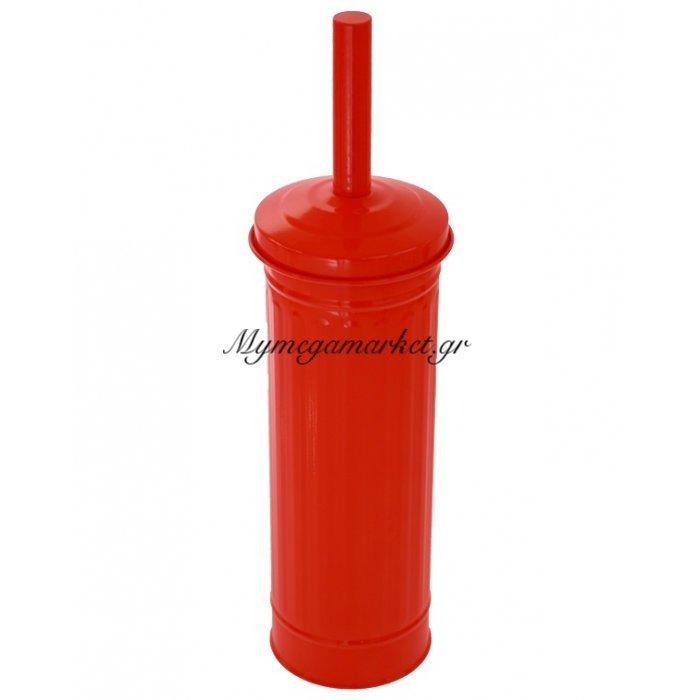 Πιγκάλ μεταλλικό σε κόκκινη απόχρωση 39 x 10 cm | Mymegamarket.gr