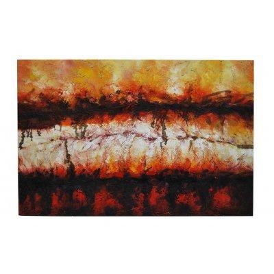 Πίνακας σε καμβά με λαδομπογιά A0061