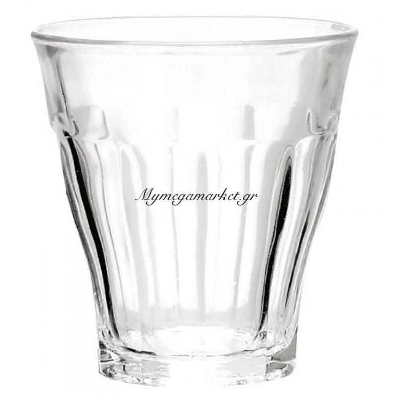 Ποτήρι κρασιού γυάλινο τεμ.