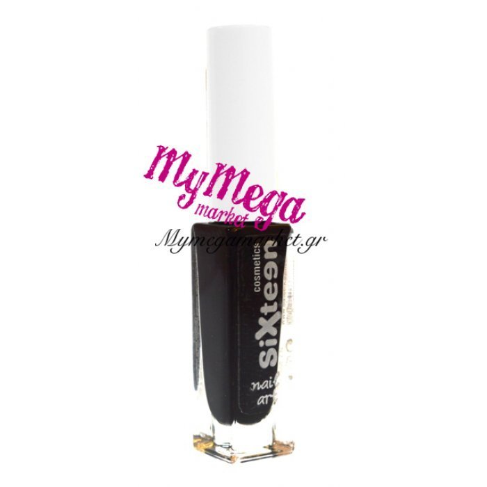 Σχεδιογράφος νυχιών Sixteen cosmetics No 107 | Mymegamarket.gr