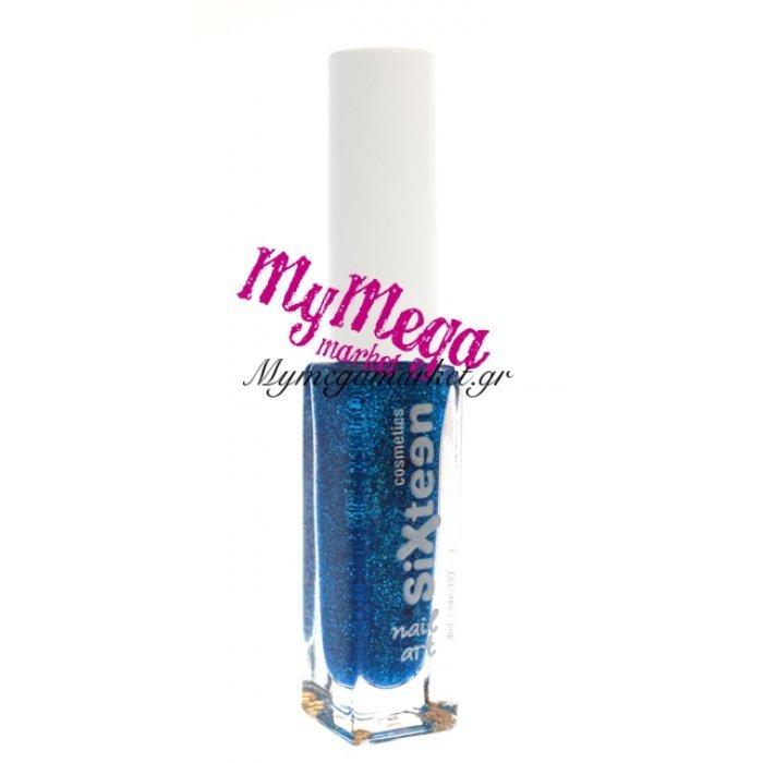 Σχεδιογράφος νυχιών Sixteen cosmetics No 110 | Mymegamarket.gr