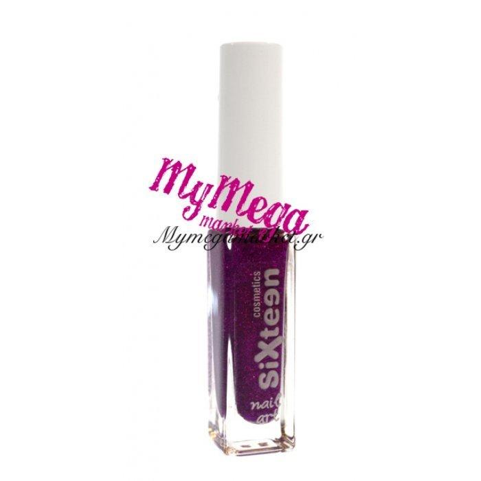 Σχεδιογράφος νυχιών Sixteen cosmetics No 111 | Mymegamarket.gr