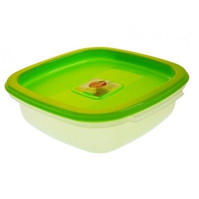 Τάπερ οικολογικό λούξ μικρό με λαχανί καπάκι