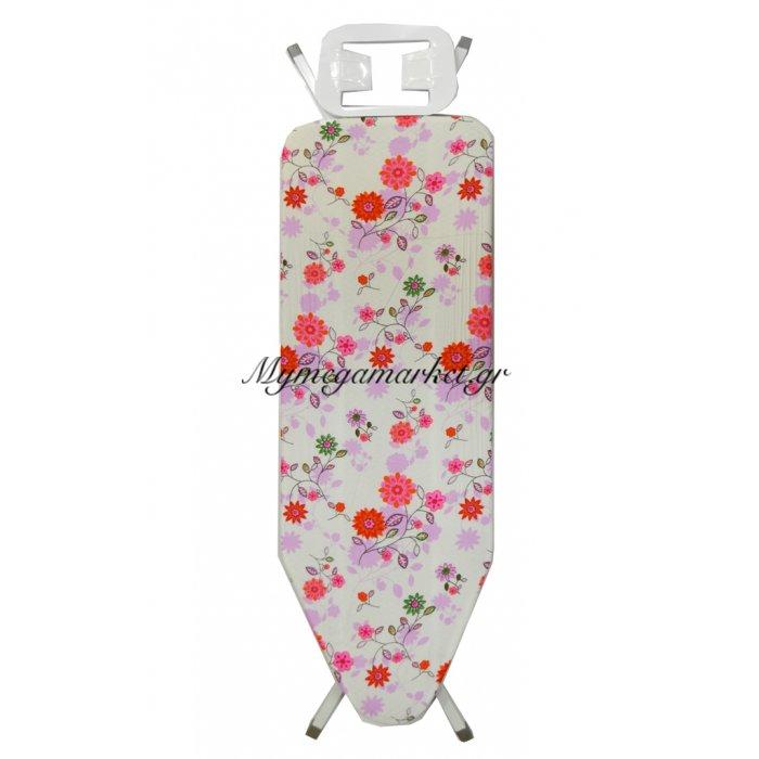 Σιδερώστρα ατμού - λευκό σιδερόπανο με λουλούδια - IBORD/4815 - Tns | Mymegamarket.gr