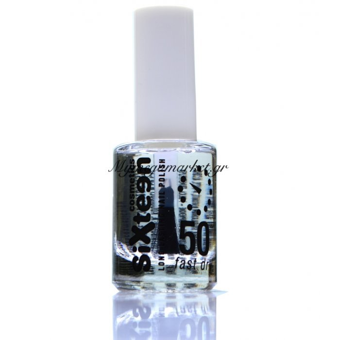 Βερνίκι νυχιών Sixteen cosmetics Νο 400 | Mymegamarket.gr