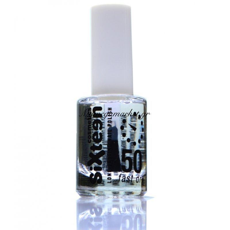 Βερνίκι νυχιών Sixteen cosmetics Νο 400 Στην κατηγορία Μανό - Βερνίκια νυχιών - Sixteen | Mymegamarket.gr
