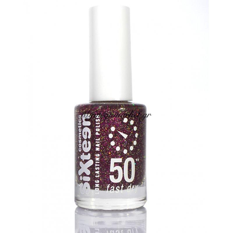 Βερνίκι νυχιών Sixteen cosmetics Νο 702