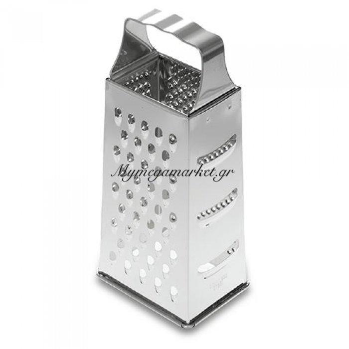 Τρίφτης τετράγωνος – Stainless Steel - No 21 - Nava | Mymegamarket.gr