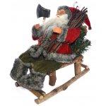 Άγιος Βασίλης με ροχαλητό και κίνηση στο στομάχι εισπνοή εκπνοή by Mymegamarket.gr