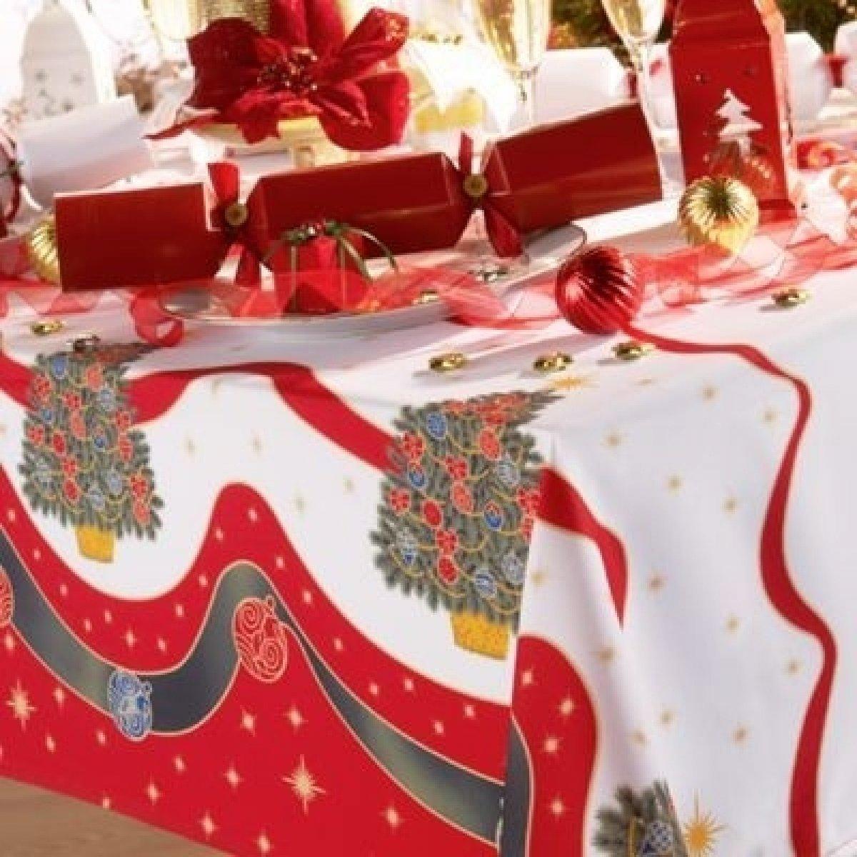 Χριστουγεννιάτικα τραπεζομάντηλα | Mymegamarket.gr