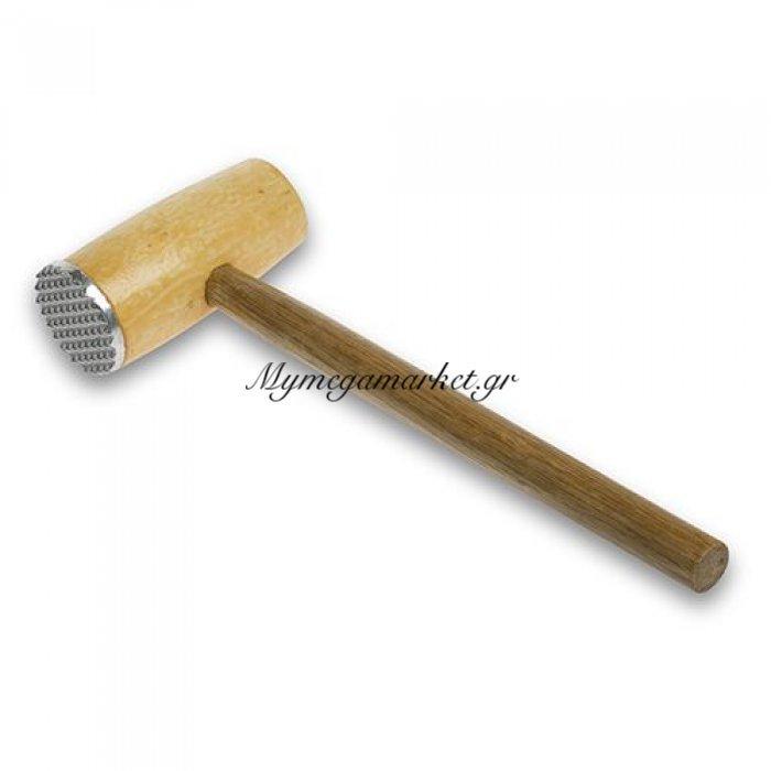 Σφυράκι κρέατος bamboo 27cm - Nava | Mymegamarket.gr