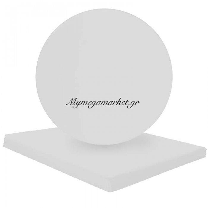 Καπακι Normal Φ60Cm Iso Λευκό | Mymegamarket.gr