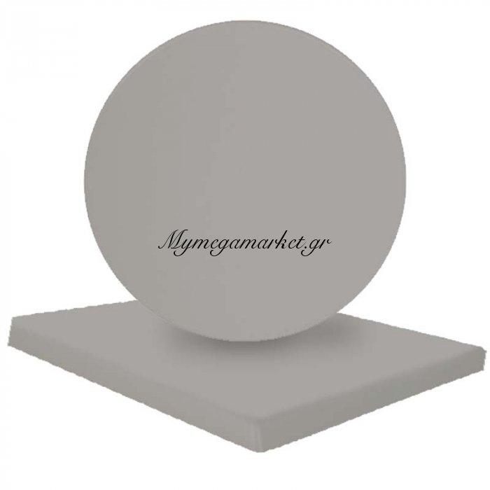 Καπακι Normal Φ70Cm Iso Silver | Mymegamarket.gr