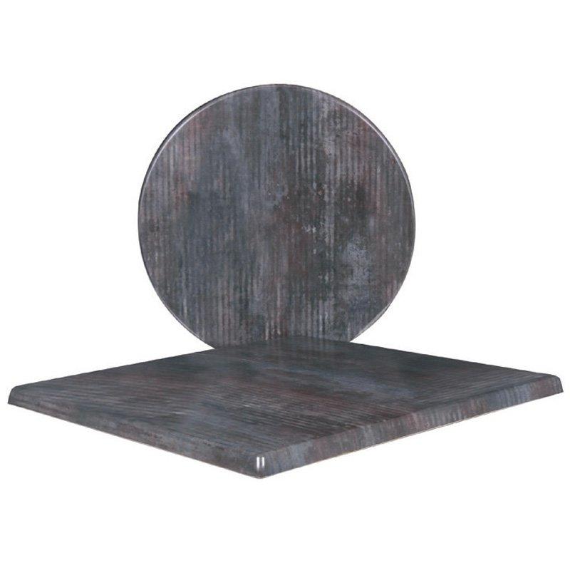 Eπιφάνεια τραπεζιού Plus HD απο Βερσαλίτη σε χρώμα Metal line 70x70 Στην κατηγορία Επιφάνειες - Βάσεις τραπεζιού | Mymegamarket.gr