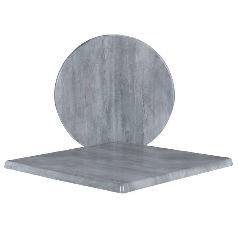 Eπιφάνεια τραπεζιού Plus surface απο Βερσαλίτη σε χρώμα Cement 60x60