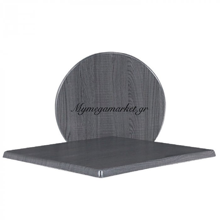Καπακι Plus Φ70Cm Iso Dark Oak | Mymegamarket.gr