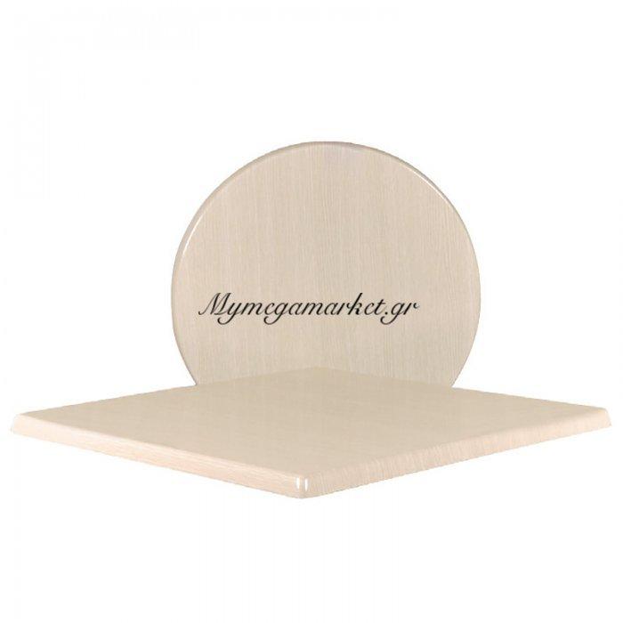 Καπακι Plus Φ60Cm Iso Washed Oak | Mymegamarket.gr