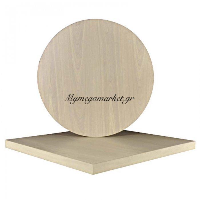 Veneer Καπάκι Φ60/5Cm Άβαφο | Mymegamarket.gr