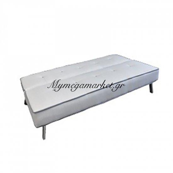 Cord Καναπ.κρεβάτι Ύφασμα Γκρι 180X83X79Cm Στην κατηγορία W.W. | Mymegamarket.gr