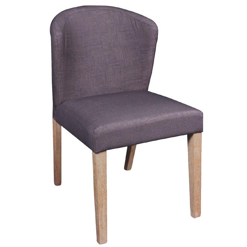 Cabri Καρέκλα Decape/ύφασμα Καφέ Στην κατηγορία Καρέκλες εσωτερικού χώρου | Mymegamarket.gr