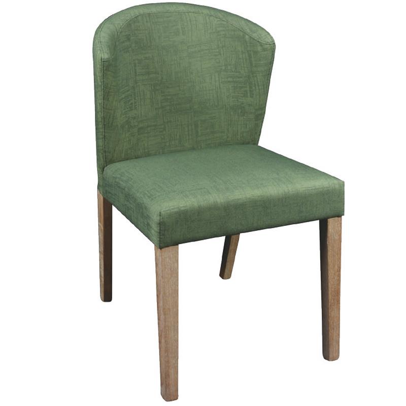 Cabri Καρέκλα Decape/ύφασμα Πράσινο Στην κατηγορία Καρέκλες εσωτερικού χώρου   Mymegamarket.gr