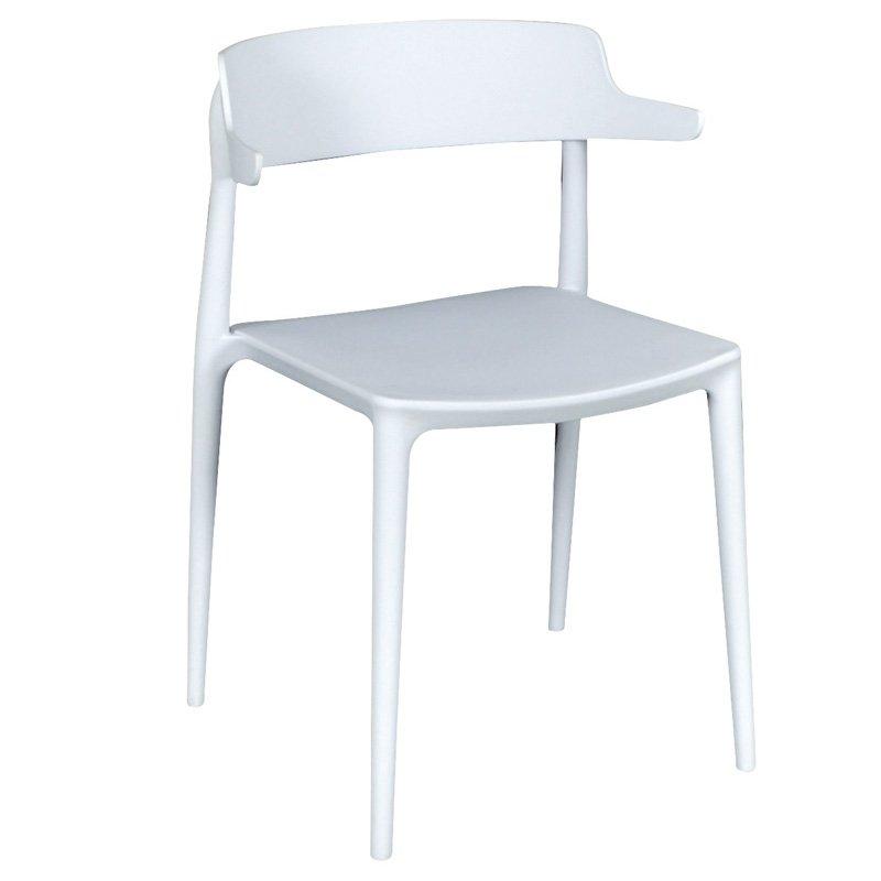 Nadia Καρέκλα Pp Λευκό