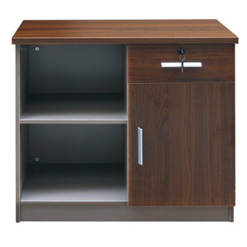 Atlas Wood Ντουλάπι Πλαϊνό 80X40X75Cm Σκ.καρυδί/καφέ Στην κατηγορία Έπιπλα εισόδου - Παπουτσοθήκες | Mymegamarket.gr