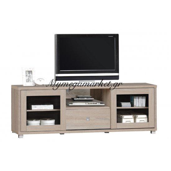 Panel TV Life απόχρωση σημύδας 180x47x58 Στην κατηγορία Έπιπλα τηλεόρασης | Mymegamarket.gr