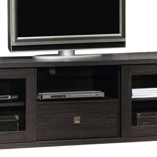 Panel TV Life zebrano 180x47x58 Στην κατηγορία Έπιπλα τηλεόρασης | Mymegamarket.gr