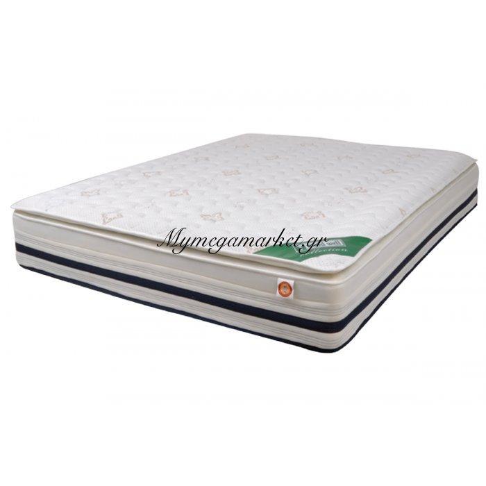 Στρώμα pocket spring+ανώστρωμα Foam 31/29cm 160x200   Mymegamarket.gr