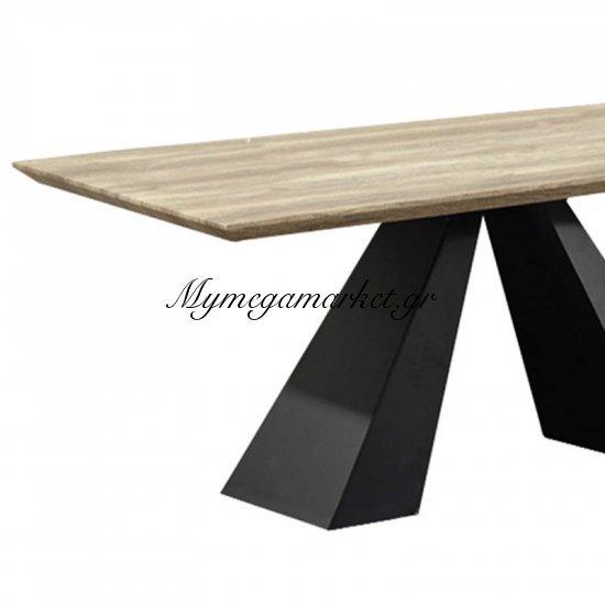 Bellino Τραπ.180X100Cm Sonoma Oak Στην κατηγορία Τραπέζια - Τραπεζαρίες | Mymegamarket.gr