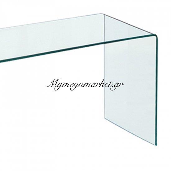 Glasser Clear Γραφείο/τραπέζι 120X60X75Cm Γυαλί 12Mm Στην κατηγορία Γραφεία   Mymegamarket.gr