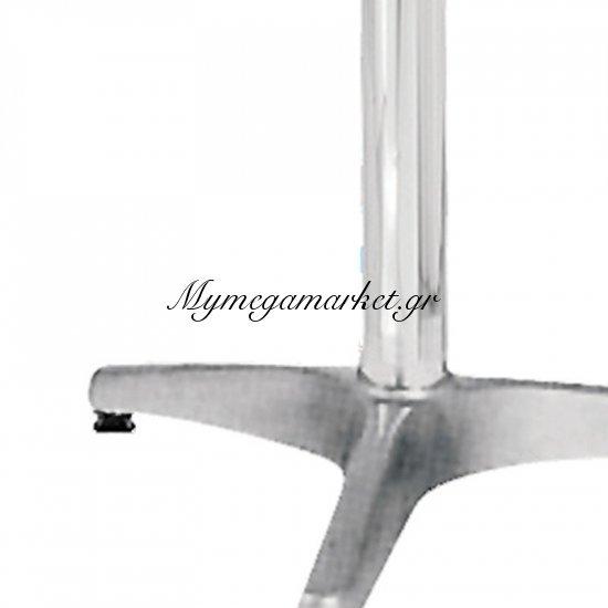 Βάση τραπεζιού Palma αλουμινίου τρίνυχο Στην κατηγορία Επιφάνειες - Βάσεις τραπεζιού   Mymegamarket.gr