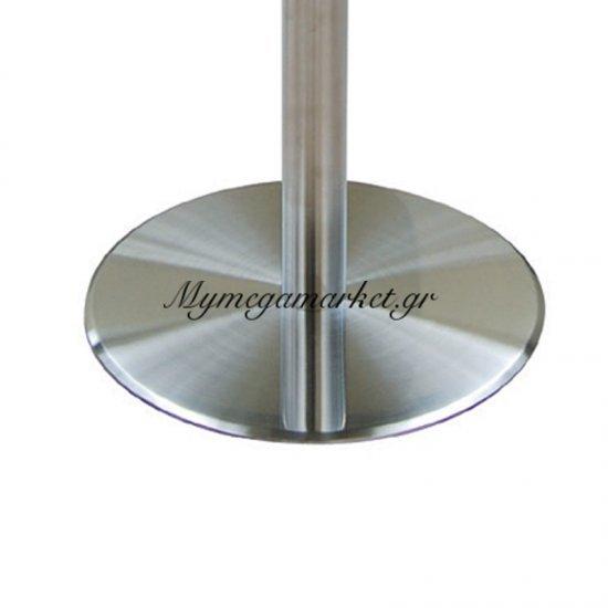 Βάση τραπεζιού στρόγγυλη Plasma inox #304 Στην κατηγορία Επιφάνειες - Βάσεις τραπεζιού | Mymegamarket.gr