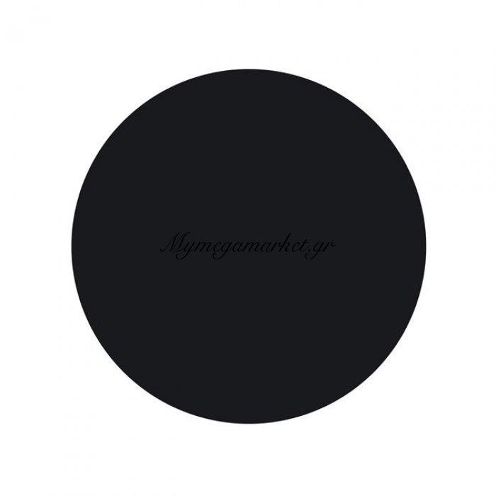 Επιφανεια Τραπεζιου Compact Hpl Φ60 Μαυρη Hm5166.03 | Mymegamarket.gr