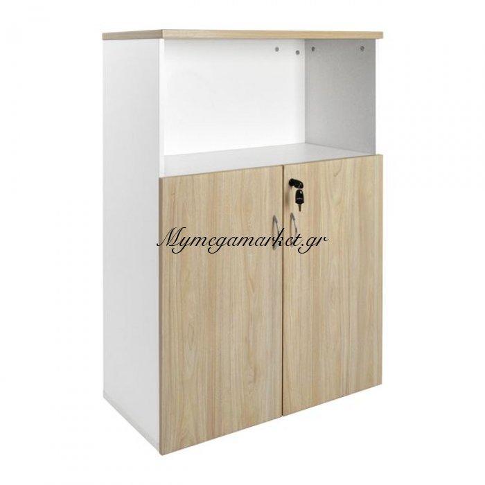 Ντουλάπι Γραφείου Επαγγελματικό 80Χ40 Sonama Λευκό Hm2072.02   Mymegamarket.gr