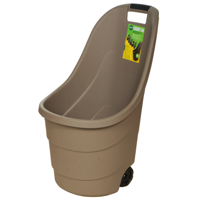 Καρότσι πλαστικό πολλαπλής χρήσηςCarry On –Μπέζ 60 Ltr
