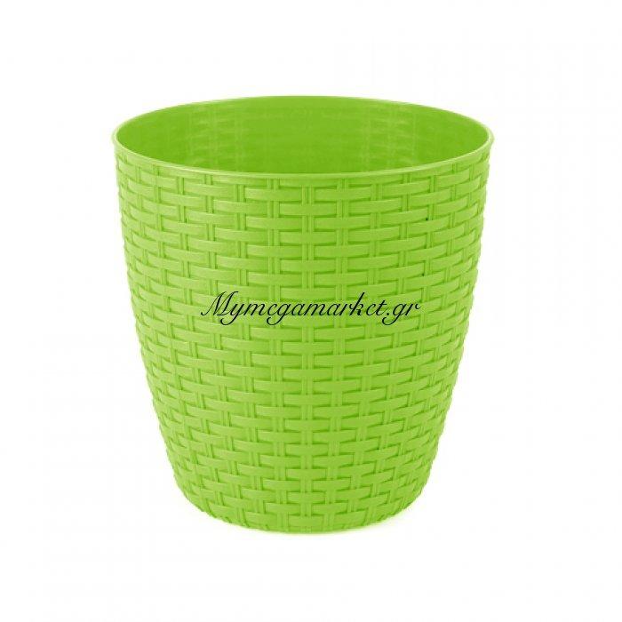 Κασπώ ραττάν σε λαχανί χρώμα απο πλαστικό | Mymegamarket.gr