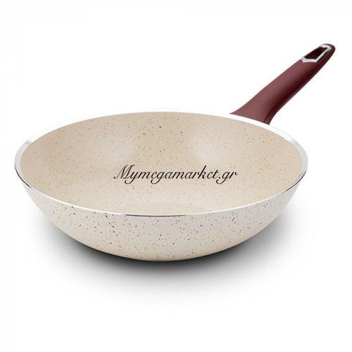 Γουόκ οικολογικό κεραμικό No 28 cm - Nava | Mymegamarket.gr