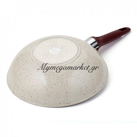 Γουόκ οικολογικό κεραμικό No 28 cm - Nava Στην κατηγορία Τηγάνια - Σουρωτήρια   Mymegamarket.gr
