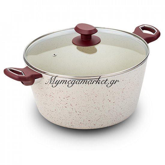 Κατσαρόλα οικολογική με κεραμική επίστρωση No 28 - Nava Στην κατηγορία Κατσαρόλες | Mymegamarket.gr
