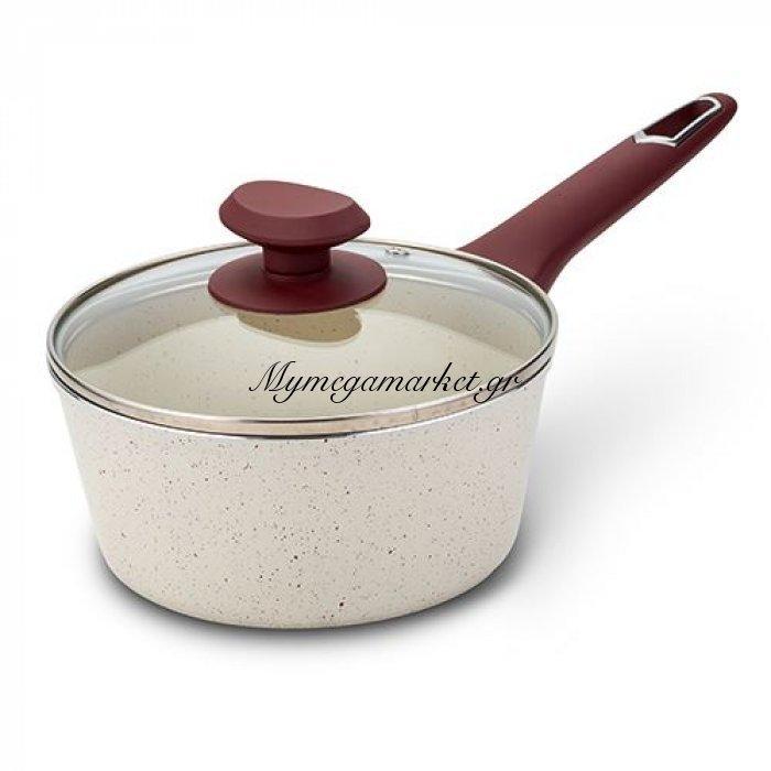 Κεραμική αντικολλητική γαλατιέρα αλουμινίου 18cm - Nava | Mymegamarket.gr