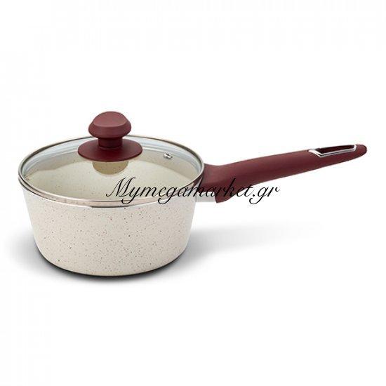 Κεραμική αντικολλητική γαλατιέρα αλουμινίου 18cm - Nava Στην κατηγορία Κατσαρόλες | Mymegamarket.gr