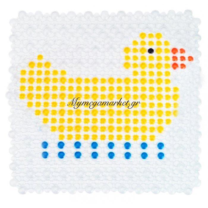 Πατάκι ντουζιέρας κολάζ αντιολισθητικό - Βεντούζα - Σχέδιο παπάκι | Mymegamarket.gr
