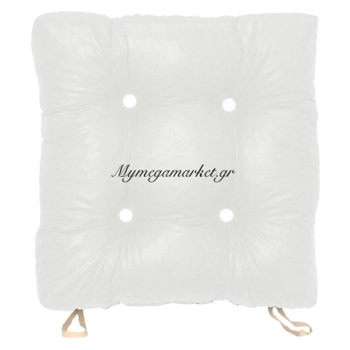 Μαξιλάρι κάθισμα μπαμπού - Σαμπανί χρώμα | Mymegamarket.gr